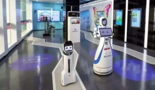 全国首家无人银行亮相上海,智能银行的春天来了? - 金评媒