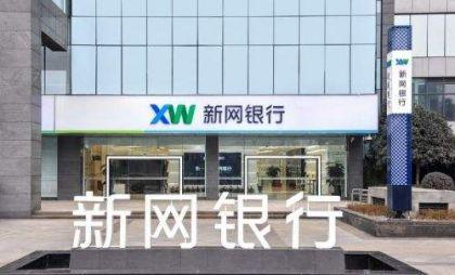 新网银行借势互金平台突围