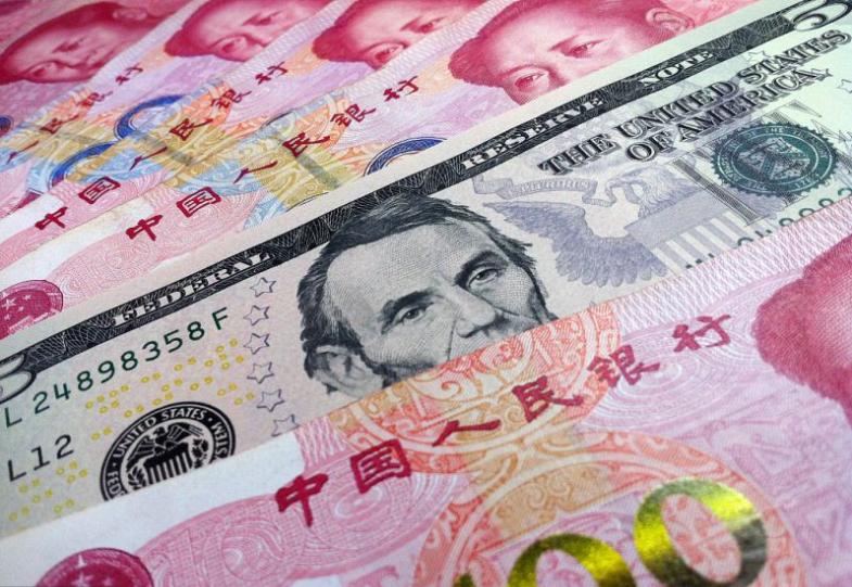 人民币连贬5日,个人投资应多关注美元资产 - 金评媒