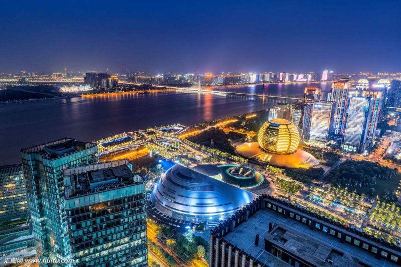 浙江政府打造杭州区块链之都 - 金评媒