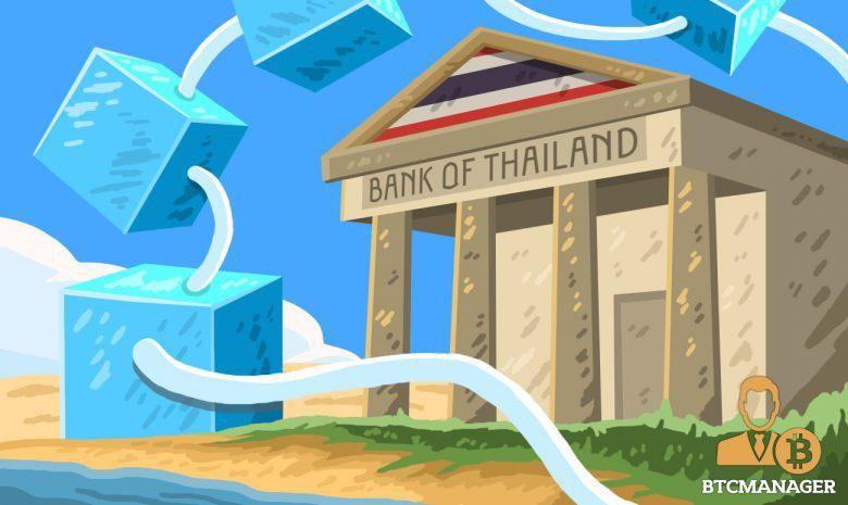 泰国中央银行将采用区块链技术