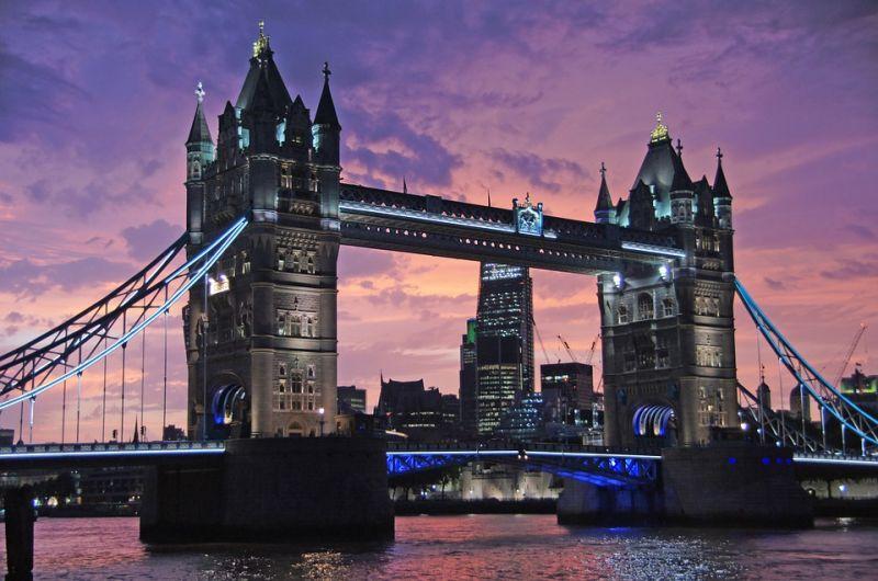 伦敦金融科技周落下帷幕,5大趋势值得关注 - 金评媒