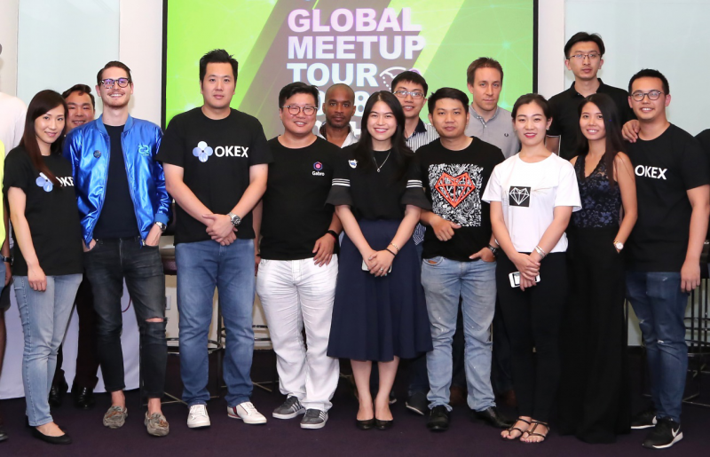 OKEx链接世界之旅胡志明市站圆满举办  - 金评媒