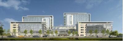 """安徽省卫计委领导对""""合肥京东方医院""""设计理念给予高度评价 - 金评媒"""