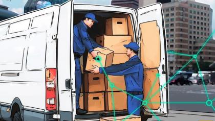 区块链技术可以减少对外贸易的不确定性