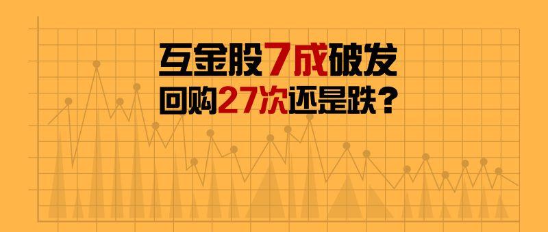 海外上市互金股7成破发,维信金科股票回购27次股价仍下跌 - 鸿福国际娱乐
