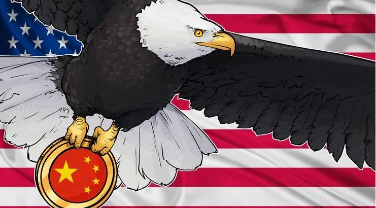 中国的矿机制造商将在美国面临关税制裁的影响 - 金评媒