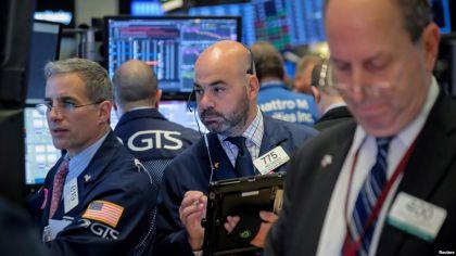 华尔街股市在下跌后收复失地 但苹果股价下跌 科技股步履蹒跚