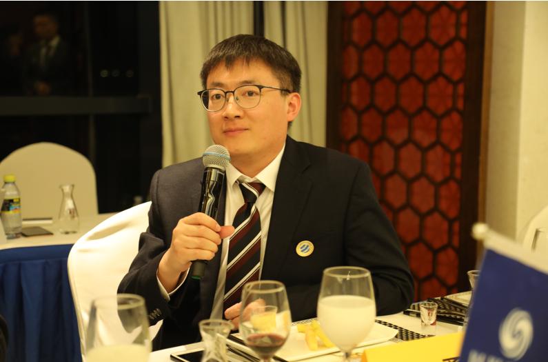蒋勇:金融产业与区块链结合是一个具有很大发展空间的场景 - 金评媒