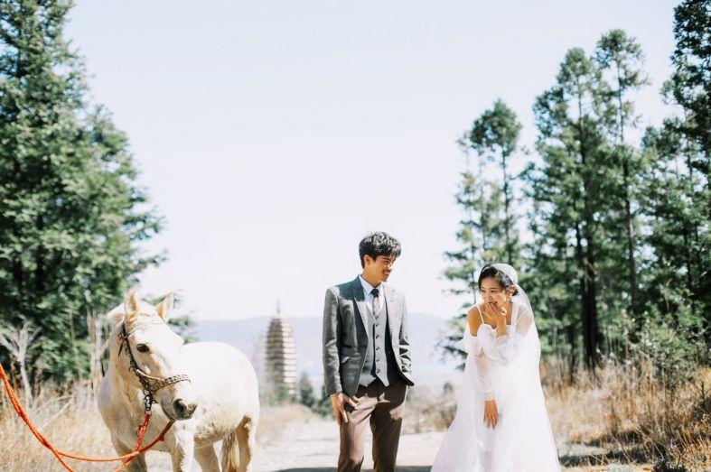 大理婚纱照【浮生映像摄影工作室】拍婚纱照攻略分享给大家
