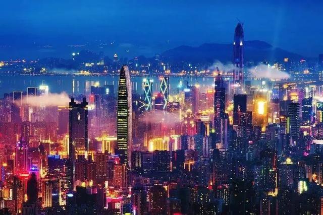 """蔡凯龙:深圳离""""地球经济中心""""有多远?3个深圳! - 金评媒"""