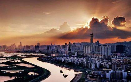 互联网金融的夕阳,金融科技的大江