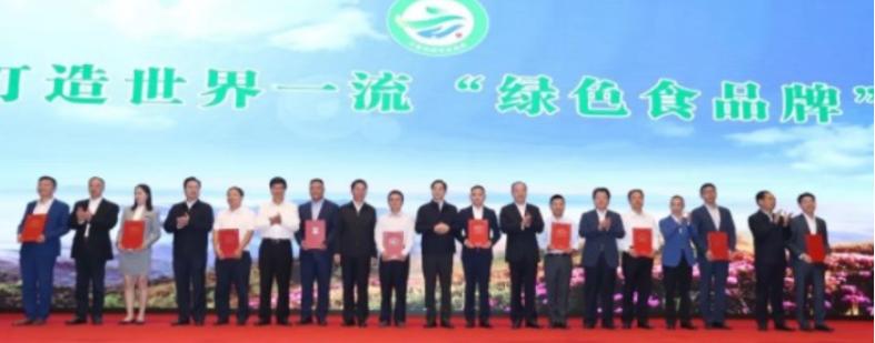 """帝泊洱荣获""""云南省10大名茶""""暨 """"20佳创新企业""""荣誉"""