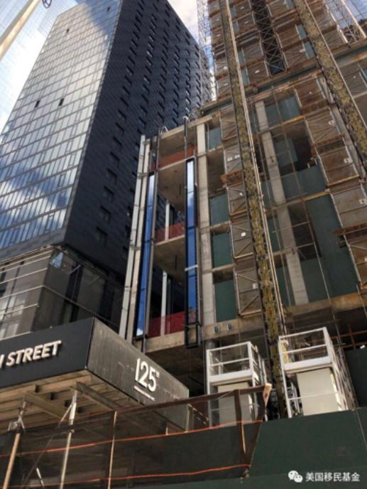 美国移民基金:金融区格林威治街