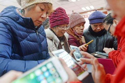 老年人流量崛起,互联网的韭菜地还是新动力?