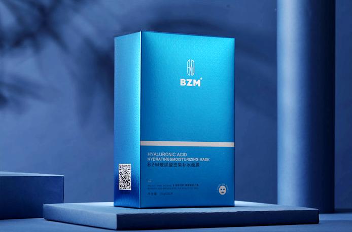 【推荐】BZM玻尿酸补水面膜让精华喝饱每个肌肤