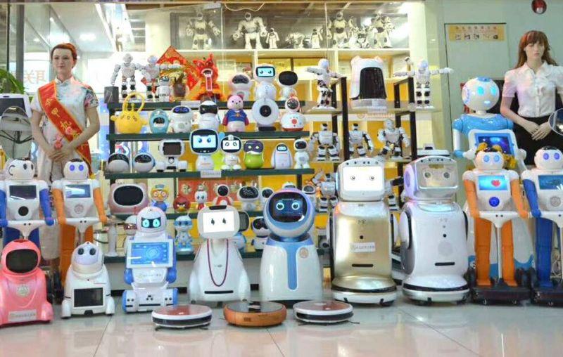"""服务机器人,究竟是不是""""刚需""""? - 金评媒"""