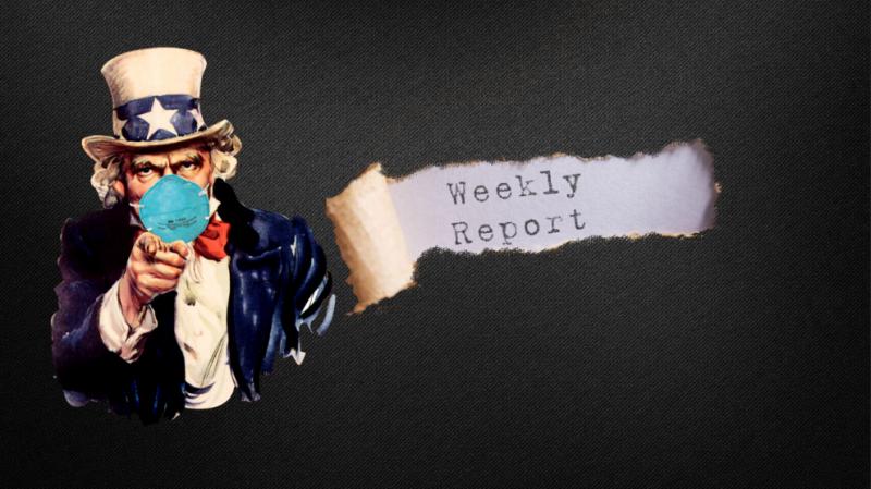 """一周美股回顾 """"六月的阴霾""""已经来了 - 金评媒"""